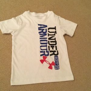 Toddlers Under Armour T-shirt